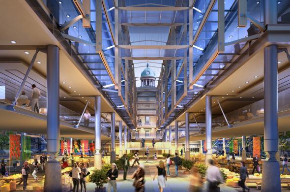 markham fairview mall how to go 3rd floor