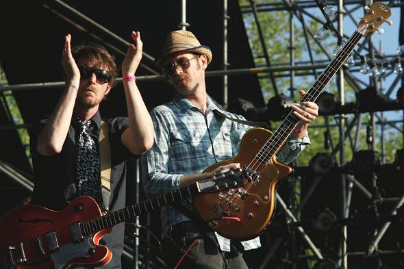 Toronto Island Concert with Broken Social Scene