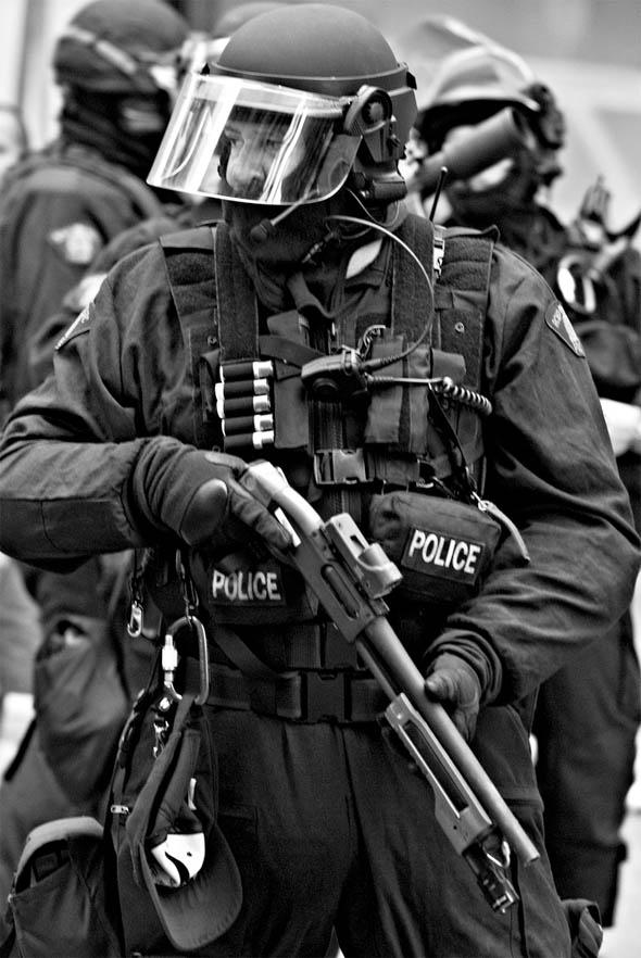 toronto riot 2010