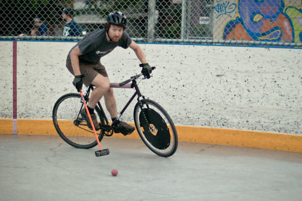 Best Summer Sports Leagues in Toronto Bike Polo