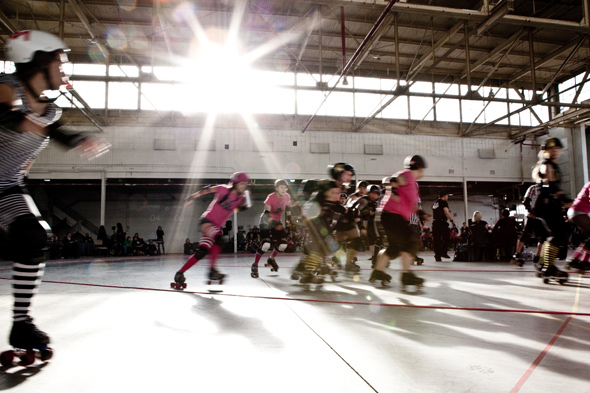 Best Summer Sports Leagues in Toronto Roller Derby
