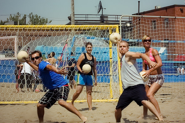 Best Summer Sports Leagues in Toronto Dodgeball