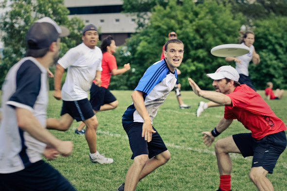 Best Summer Sports Leagues in Toronto TUC Ultimate