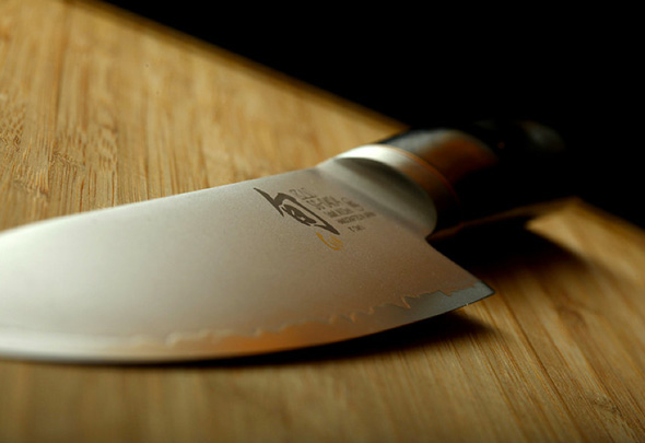 shun knife