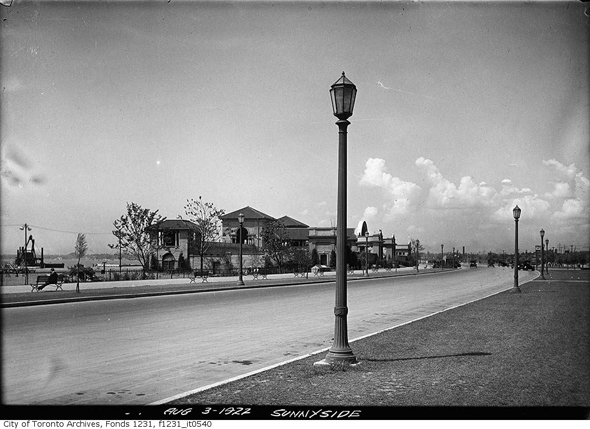 Photo Yonge And Eglinton In 1922