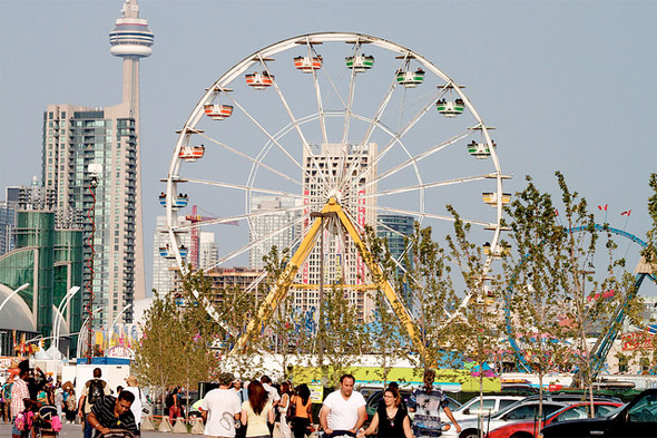 cne toronto 2010