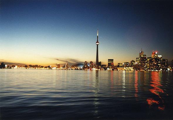 Toronto Skyline 1999