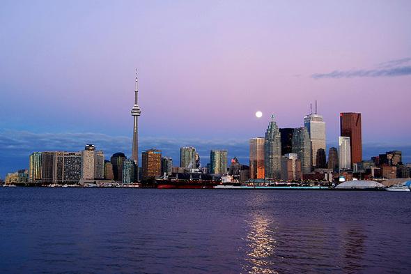 Toronto Skyline 2007
