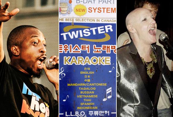 karaoke toronto