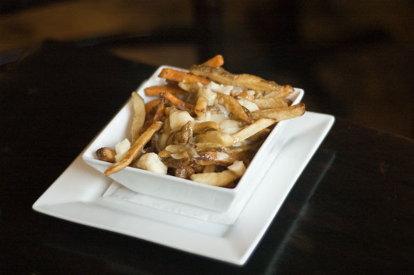 The great Toronto poutine challenge: the sweet potato fries poutine