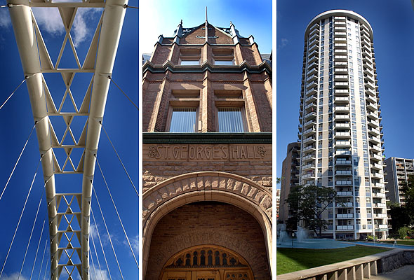 Top ten buildings Toronto