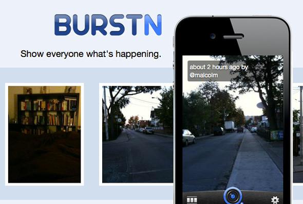 Burstn App