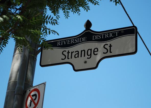 Strange Photographs Toronto