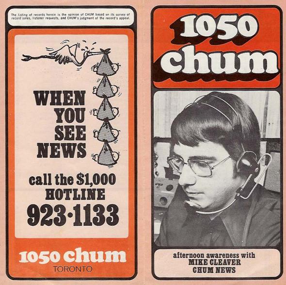 1980s Chum FM