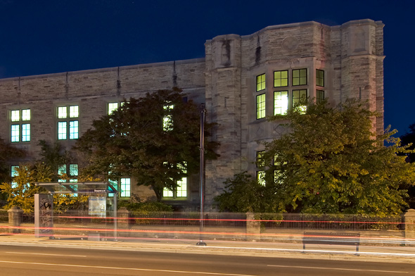 Toronto Hydro Substation