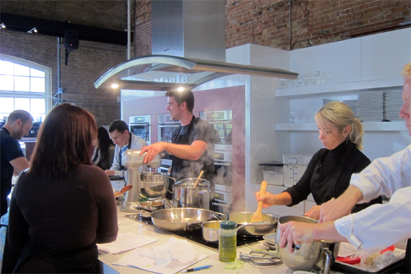 Cooking classes Toronto
