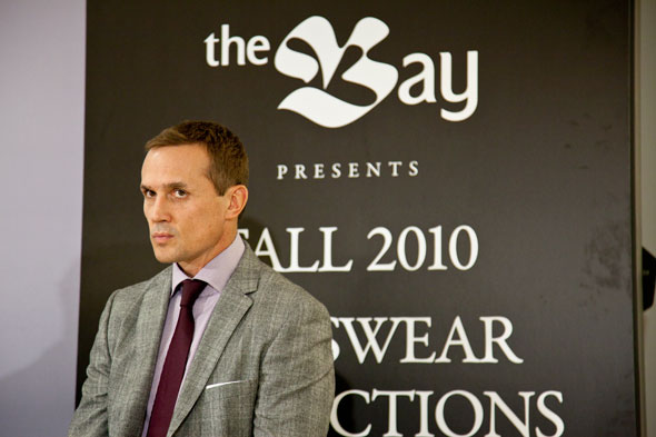 Yzerman The Bay
