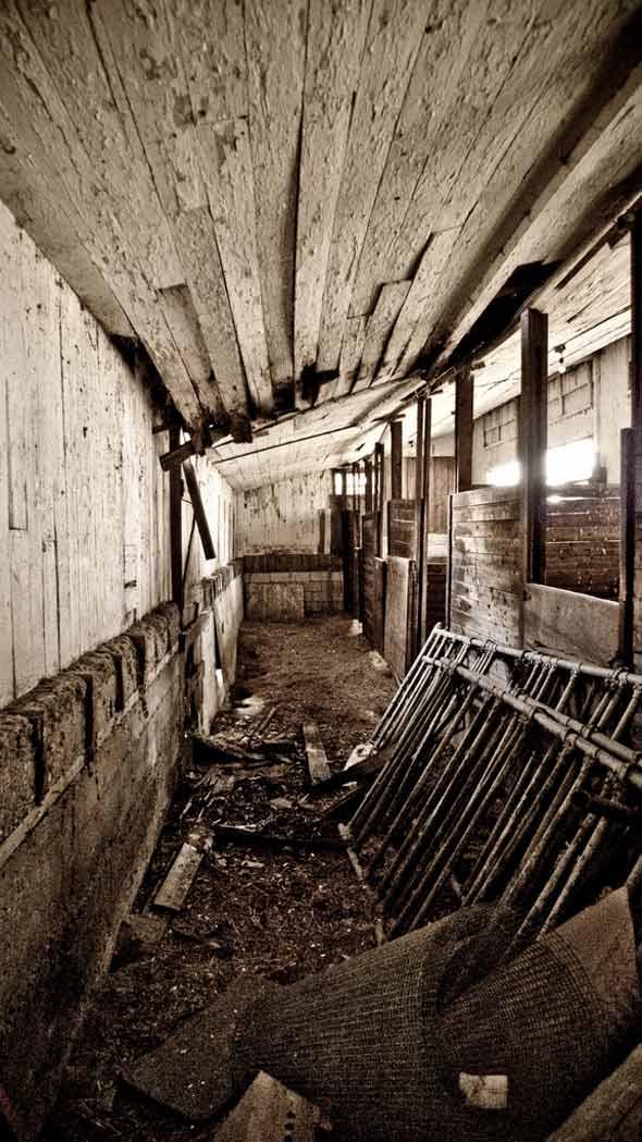 decay architecture