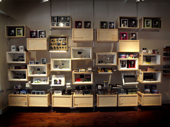 Lomography cameras and accessories