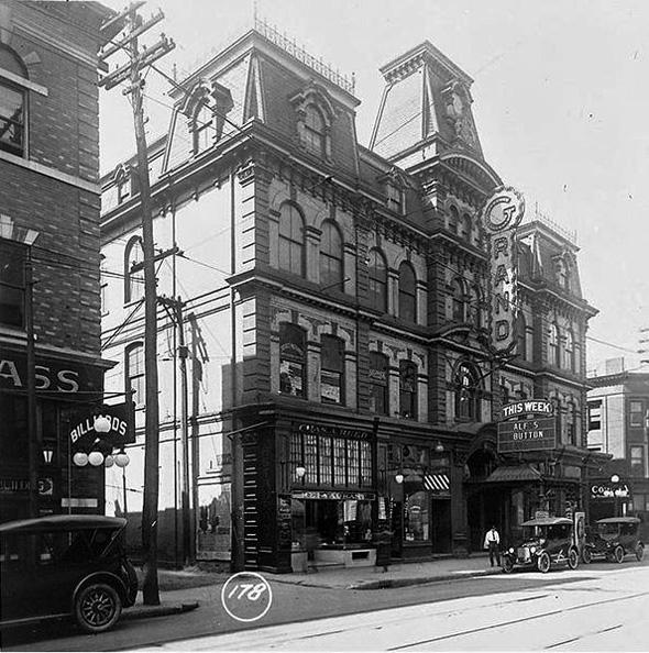 Grand Opera House Toronto