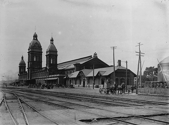 Old Union Station