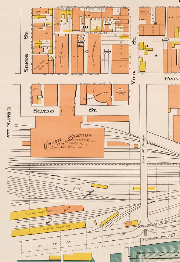 Old Union Station Toronto