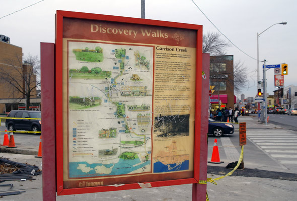 Garrison Creek Discovery Walk
