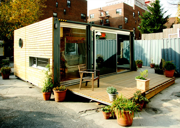 Toronto Based Company 39 S Prefab Home Goes Viral
