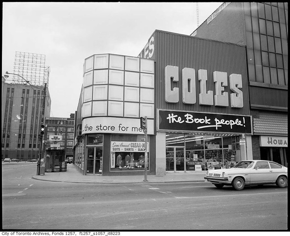 Yonge and Dundas Historical