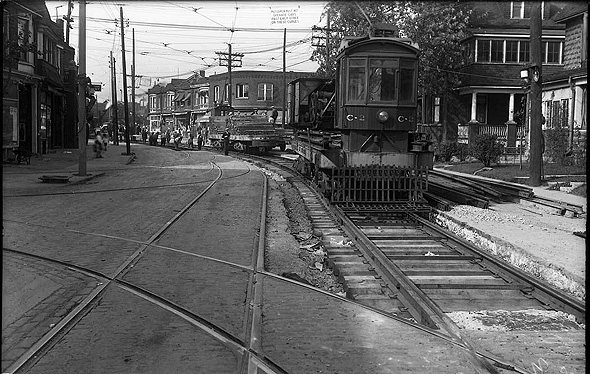 Wallace and Lansdowne 1929