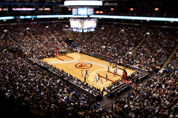 Toronto Raptors ACC