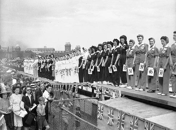 Toronto Of The 1940s