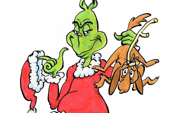The Fast Romantics cover the Grinch