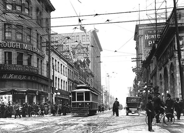 Toronto Of The 1910s