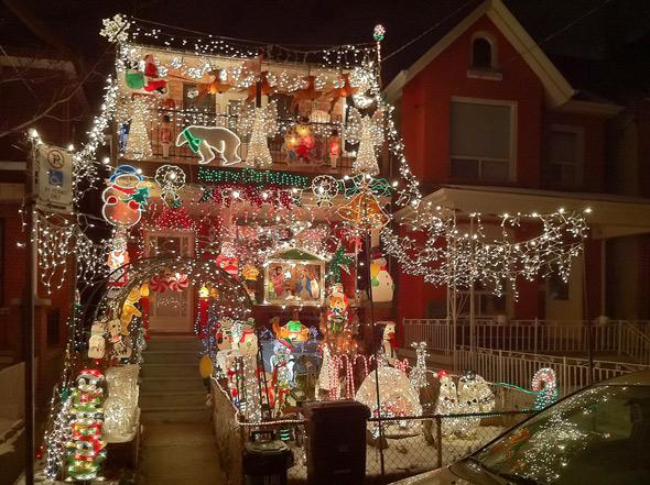Toronto Christmas Lights