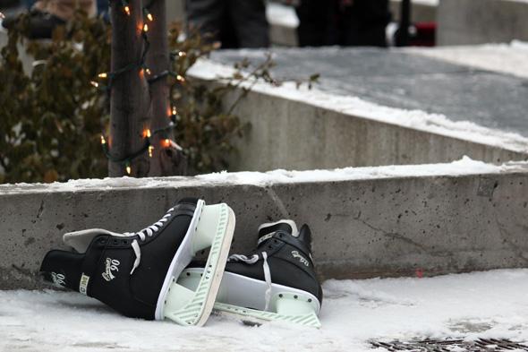 Skating Trail Toronto