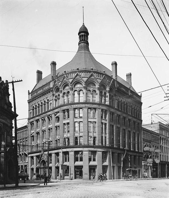 Toronto Of The 1900s