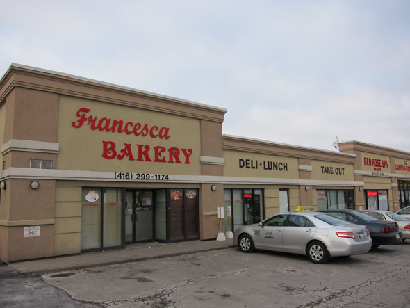 Francesca Bakery