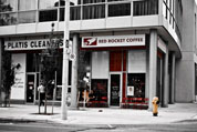 Red Rocket Coffee (Wellesley)