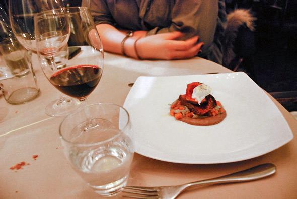 whole beast tasting menu Toronto