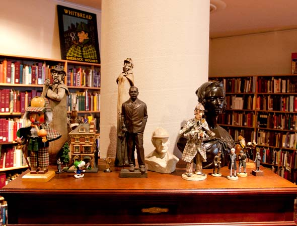 Arthur Conan Doyle collection