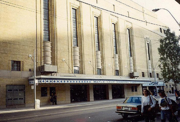 Maple Leaf Gardens 1992