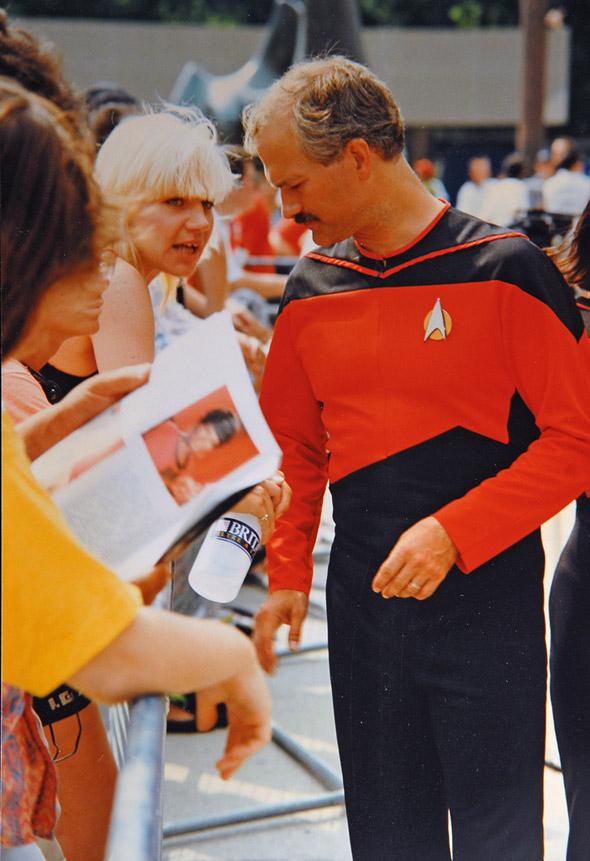 Jack Layton Star Trek