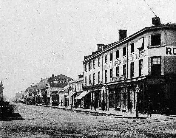 Toronto 1860s
