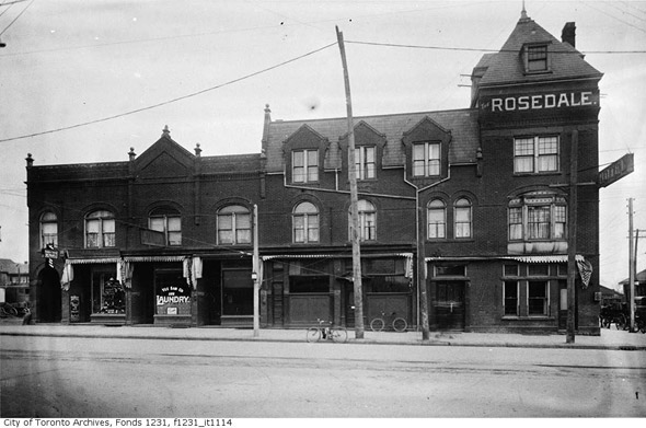 Lost Toronto Hotels Historic
