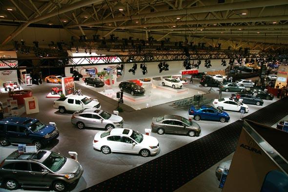toronto trade shows 2011