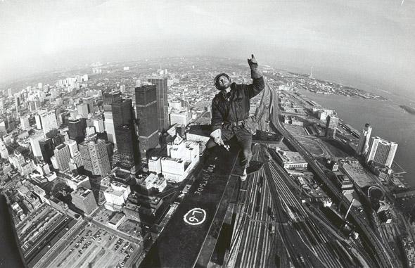 Toronto History photos 1850s 1990s