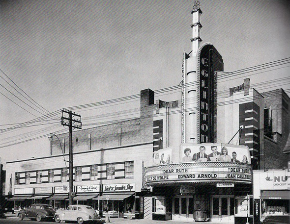 Eglinton Theatre Toronto