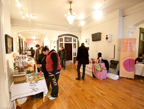 Toronto Erotic Arts and Crafts Fair