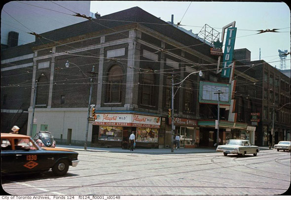 Tivoli Theatre Toronto